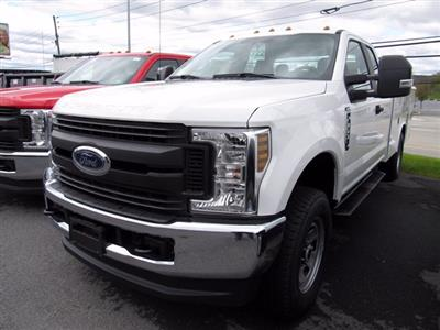 2019 Ford F-350 Super Cab 4x4, Reading Classic II Steel Service Body #MFU91051 - photo 4