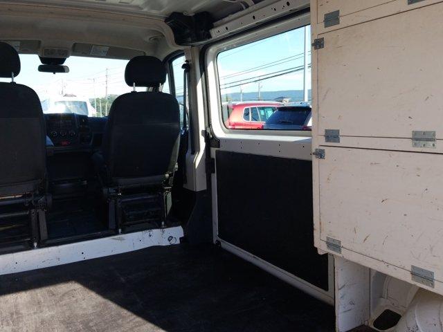 2014 Ram ProMaster 1500 Low Roof FWD, Empty Cargo Van #MFU91054A - photo 31