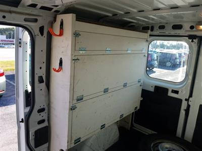 2014 Ram ProMaster 1500 Low Roof FWD, Empty Cargo Van #MFU91054A - photo 16