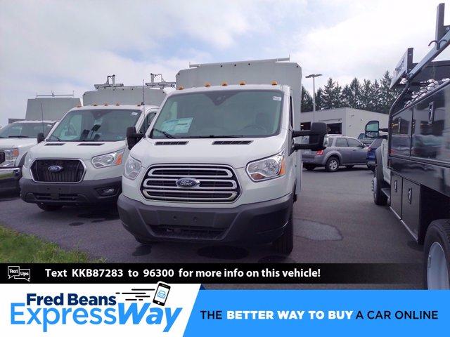 2019 Ford Transit 350 4x2, Reading Aluminum CSV Service Utility Van #MFU91058 - photo 1