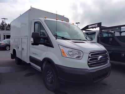 2019 Ford Transit 350 4x2, Reading Aluminum CSV Service Utility Van #MFU91058 - photo 4