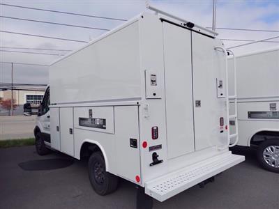 2019 Ford Transit 350 4x2, Reading Aluminum CSV Service Utility Van #MFU91058 - photo 2