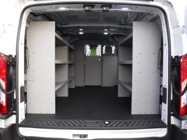 2019 Transit 250 Low Roof 4x2, Kargo Master Upfitted Cargo Van #MFU9446 - photo 1