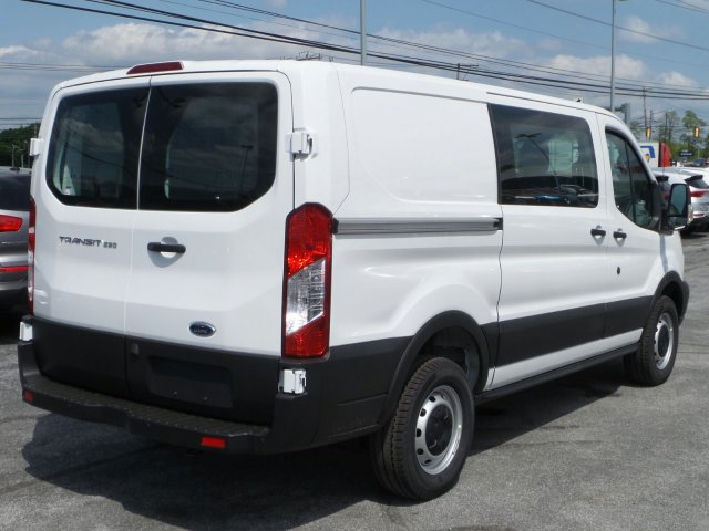 2019 Transit 250 Low Roof 4x2, Kargo Master Upfitted Cargo Van #MFU9446 - photo 6