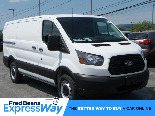 2019 Transit 250 Low Roof 4x2,  Empty Cargo Van #MFU9447 - photo 1