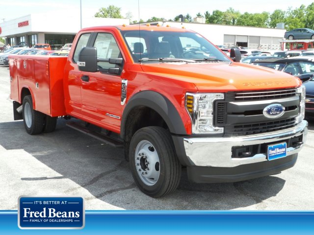 2019 F-450 Super Cab DRW 4x4,  Reading Service Body #MFU9489 - photo 1