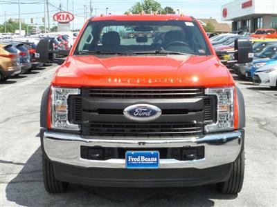 2019 F-450 Super Cab DRW 4x4,  Reading Classic II Steel Service Body #MFU9489 - photo 3