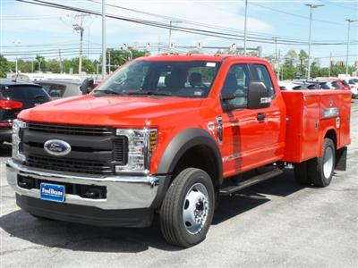 2019 F-450 Super Cab DRW 4x4,  Reading Classic II Steel Service Body #MFU9489 - photo 4