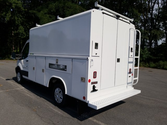 2019 Transit 350 4x2,  Reading Aluminum CSV Service Utility Van #MFU9511 - photo 6