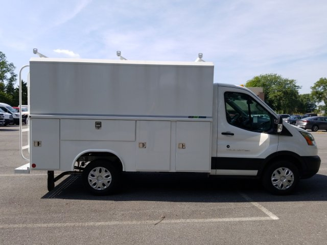 2019 Transit 350 4x2,  Reading Aluminum CSV Service Utility Van #MFU9511 - photo 9
