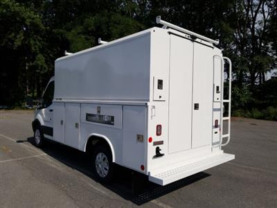 2019 Transit 350 4x2,  Reading Aluminum CSV Service Utility Van #MFU9511 - photo 7