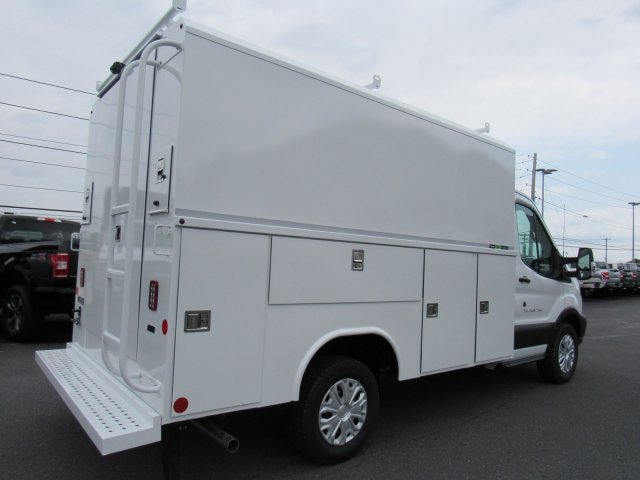 2019 Transit 350 4x2,  Reading Aluminum CSV Service Utility Van #MFU9512 - photo 2