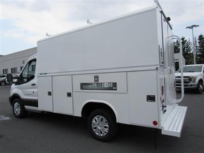 2019 Transit 350 4x2,  Reading Aluminum CSV Service Utility Van #MFU9512 - photo 4