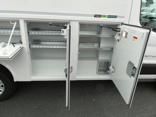 2019 Transit 350 4x2,  Reading Aluminum CSV Service Utility Van #MFU9540 - photo 28