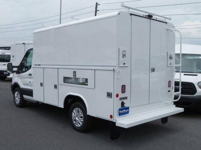 2019 Transit 350 4x2,  Reading Aluminum CSV Service Utility Van #MFU9540 - photo 6