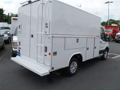 2019 Transit 350 4x2,  Reading Aluminum CSV Service Utility Van #MFU9540 - photo 2