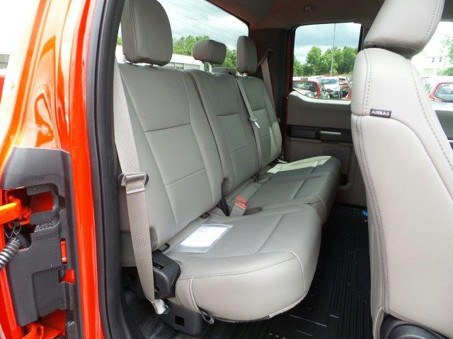 2019 F-350 Super Cab 4x4,  Reading Classic II Aluminum  Service Body #MFU9554 - photo 14