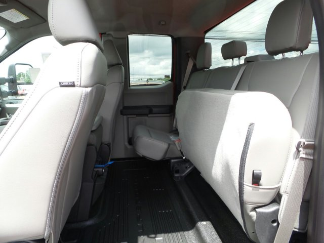 2019 F-350 Super Cab 4x4,  Reading Classic II Aluminum  Service Body #MFU9554 - photo 16