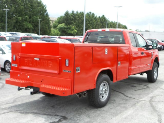 2019 F-350 Super Cab 4x4,  Reading Service Body #MFU9554 - photo 1