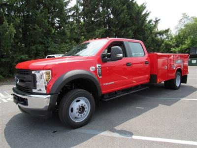 2019 F-450 Crew Cab DRW 4x4,  Reading Classic II Steel Service Body #MFU9609 - photo 3