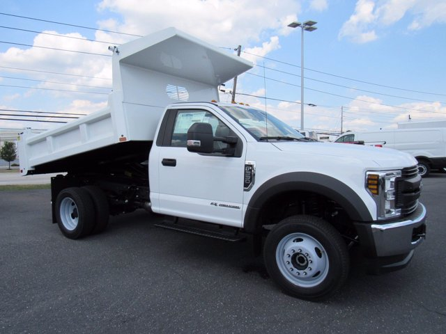 2019 F-550 Regular Cab DRW 4x4,  Rugby Eliminator LP Steel Dump Body #MFU9682 - photo 23