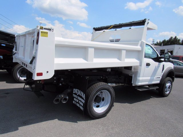 2019 F-550 Regular Cab DRW 4x4,  Rugby Eliminator LP Steel Dump Body #MFU9682 - photo 2