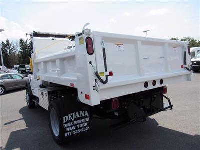 2019 F-550 Regular Cab DRW 4x4,  Rugby Eliminator LP Steel Dump Body #MFU9682 - photo 4
