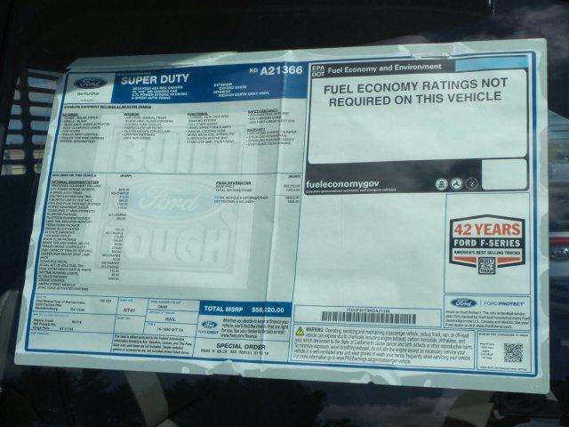 2019 F-550 Regular Cab DRW 4x4,  Rugby Eliminator LP Steel Dump Body #MFU9695 - photo 36