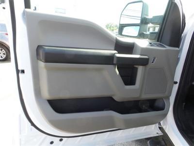 2019 F-550 Regular Cab DRW 4x4, Rugby Eliminator LP Steel Dump Body #MFU9695 - photo 10