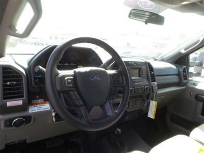 2019 F-550 Regular Cab DRW 4x4,  Rugby Eliminator LP Steel Dump Body #MFU9695 - photo 13