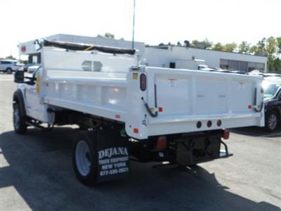 2019 F-550 Regular Cab DRW 4x4,  Rugby Eliminator LP Steel Dump Body #MFU9695 - photo 6