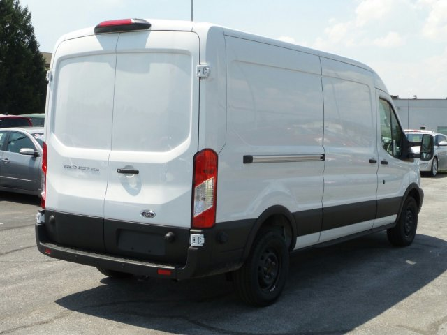 2019 Transit 250 Med Roof 4x2, Ranger Design Base Shelving Upfitted Cargo Van #MFU9696 - photo 7