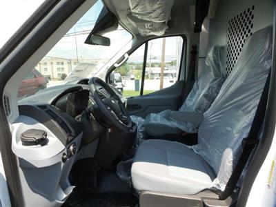 2019 Transit 250 Med Roof 4x2, Ranger Design Base Shelving Upfitted Cargo Van #MFU9696 - photo 12