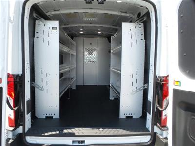 2019 Transit 250 Med Roof 4x2, Ranger Design Base Shelving Upfitted Cargo Van #MFU9696 - photo 17