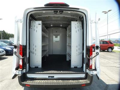 2019 Transit 250 Med Roof 4x2, Ranger Design Base Shelving Upfitted Cargo Van #MFU9696 - photo 2
