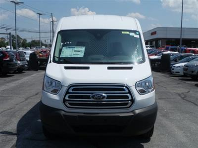 2019 Transit 250 Med Roof 4x2, Ranger Design Base Shelving Upfitted Cargo Van #MFU9696 - photo 4