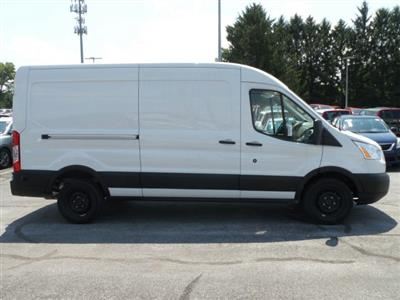 2019 Transit 250 Med Roof 4x2, Ranger Design Base Shelving Upfitted Cargo Van #MFU9696 - photo 9