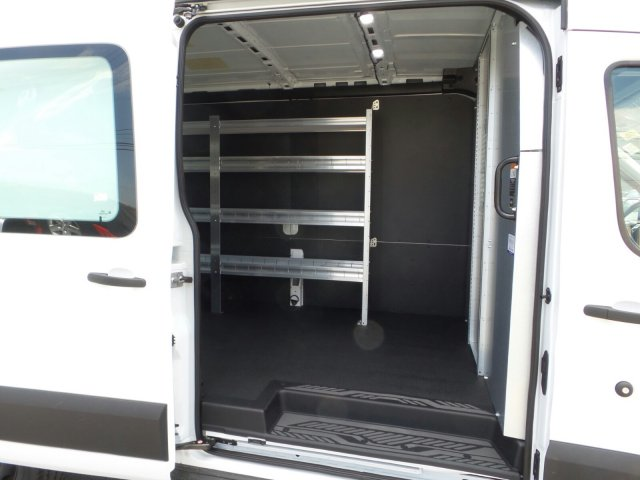 2019 Transit 250 Med Roof 4x2, Ranger Design Base Shelving Upfitted Cargo Van #MFU9697 - photo 14