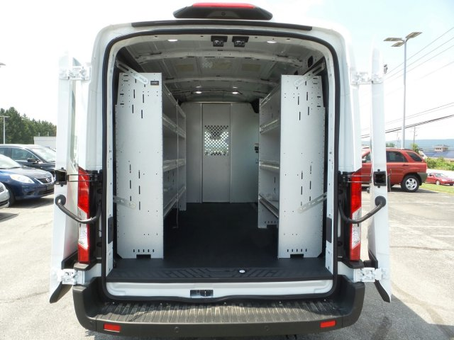 2019 Transit 250 Med Roof 4x2, Ranger Design Base Shelving Upfitted Cargo Van #MFU9697 - photo 2