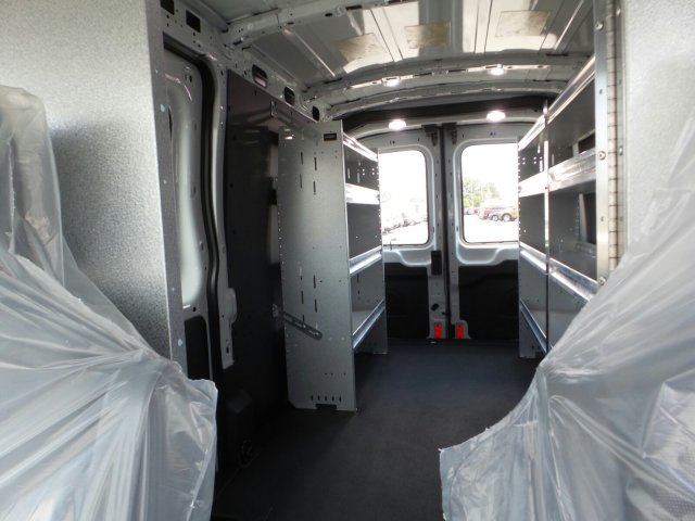 2019 Transit 250 Med Roof 4x2, Ranger Design Base Shelving Upfitted Cargo Van #MFU9697 - photo 21