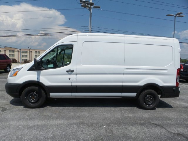 2019 Transit 250 Med Roof 4x2, Ranger Design Base Shelving Upfitted Cargo Van #MFU9697 - photo 8
