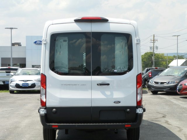 2019 Transit 250 Med Roof 4x2, Ranger Design Base Shelving Upfitted Cargo Van #MFU9697 - photo 5