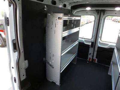 2019 Transit 250 Med Roof 4x2, Ranger Design Base Shelving Upfitted Cargo Van #MFU9697 - photo 16
