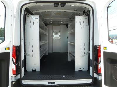 2019 Transit 250 Med Roof 4x2, Ranger Design Base Shelving Upfitted Cargo Van #MFU9697 - photo 17