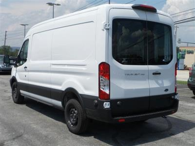 2019 Transit 250 Med Roof 4x2, Ranger Design Base Shelving Upfitted Cargo Van #MFU9697 - photo 3