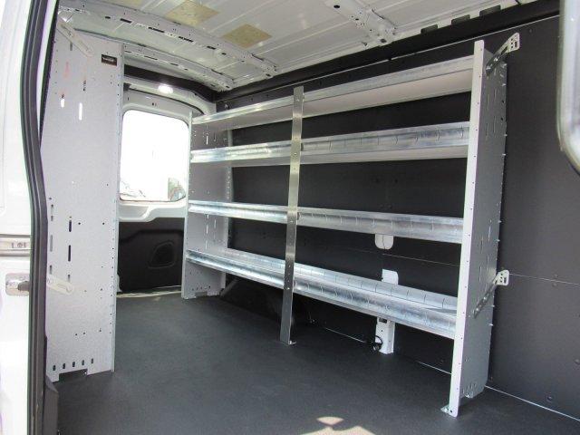2019 Transit 250 Med Roof 4x2,  Ranger Design Base Shelving Upfitted Cargo Van #MFU9698 - photo 2
