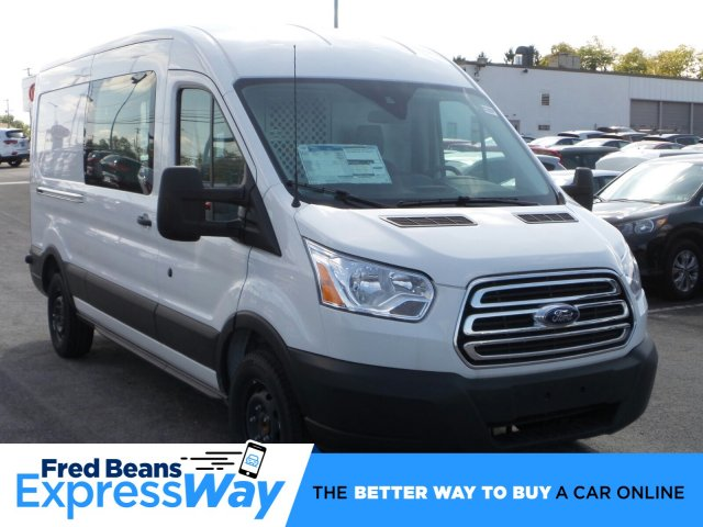2019 Transit 250 Med Roof 4x2, Ranger Design Upfitted Cargo Van #MFU9699 - photo 1