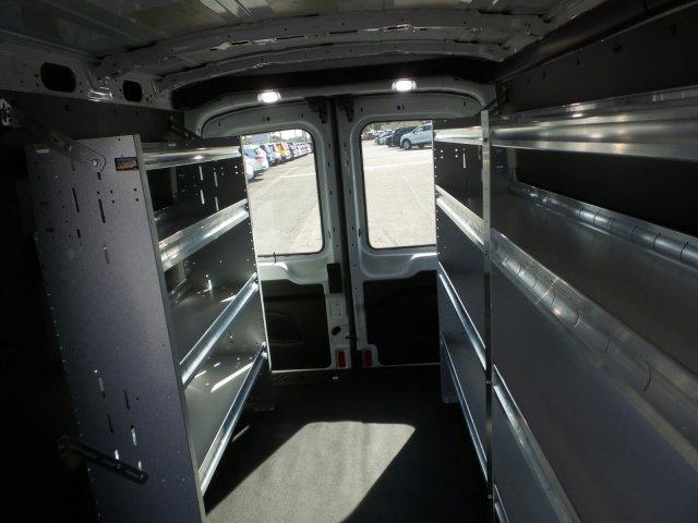 2019 Transit 250 Med Roof 4x2, Ranger Design Base Shelving Upfitted Cargo Van #MFU9699 - photo 17