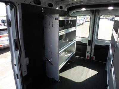 2019 Transit 250 Med Roof 4x2, Ranger Design Base Shelving Upfitted Cargo Van #MFU9699 - photo 16