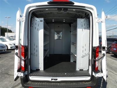 2019 Transit 250 Med Roof 4x2, Ranger Design Base Shelving Upfitted Cargo Van #MFU9699 - photo 2